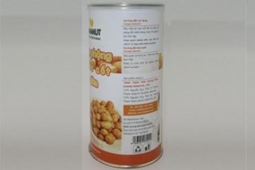 Đậu phộng nước cốt dừa - Lon 200gr